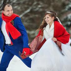 Wedding photographer Tatyana Sarycheva (SarychevaTatiana). Photo of 16.02.2017