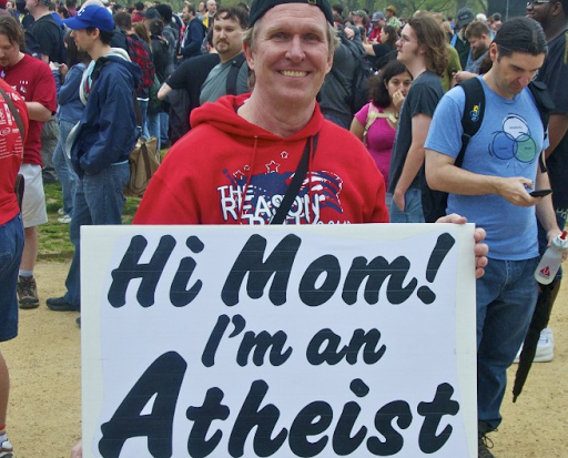 Overestimating atheism in America