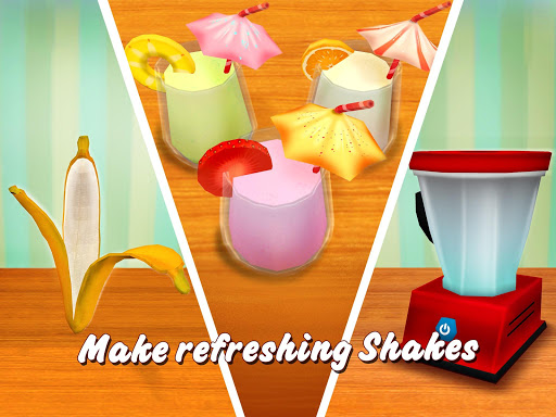 Virtual Chef Breakfast Maker 3D: Food Cooking Game 1.1 screenshots 8