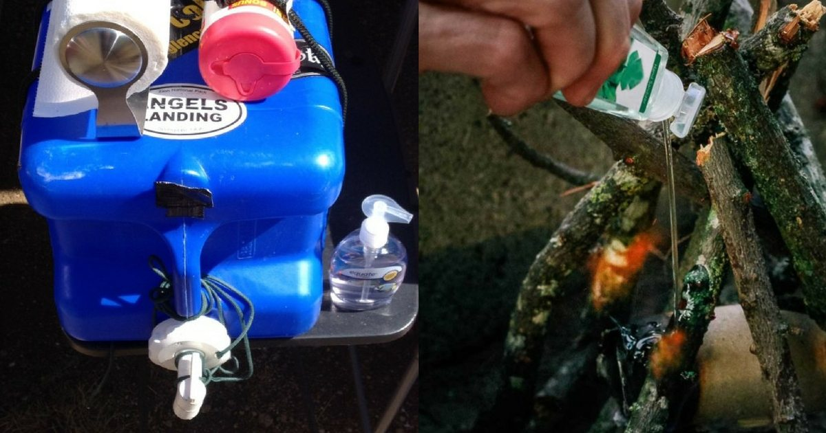 10 Camping Hacks That Everyone Can Benefit From