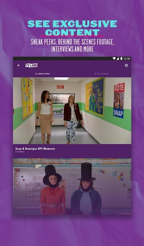 TV Land screenshots