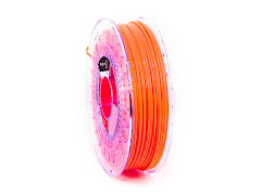 Fillamentum Extrafill Luminous Orange PLA - 3.00mm (0.75kg)