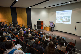 Photo: Professor Stephen Jane, 'From Mouse to House'