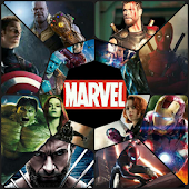 Quiz Games : Marvel characters