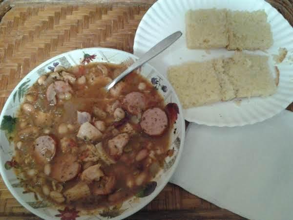 Mmmm, Bean Soup!