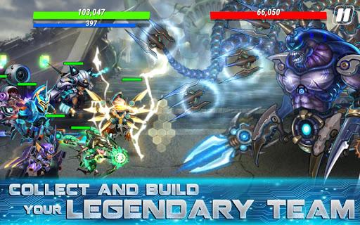 Heroes Infinity: God Warriors -Action RPG Strategy 1.20.2 screenshots 6