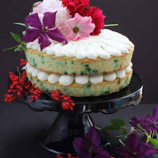 Mint Chip Cake