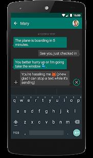 Textra SMS Screenshot 7