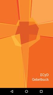 ECyD Gebetbuch - náhled