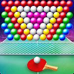 Bubble Shooter Table Tennis Icon