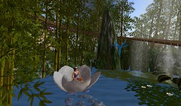 Photo: Nirvana Island - Spiritual Community,= http://maps.secondlife.com/secondlife/Gala/28/65/22