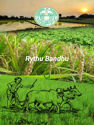 Rythu Bandhu, Telangana State. screenshots 1