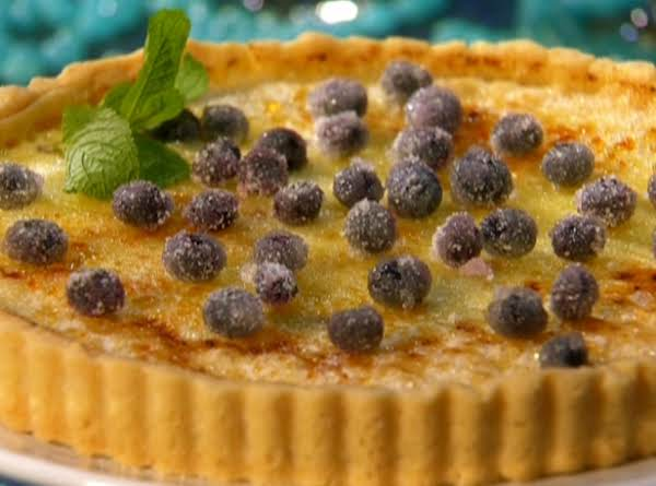 Chocolate And Blackberry Tart Creme Brulee Recipe