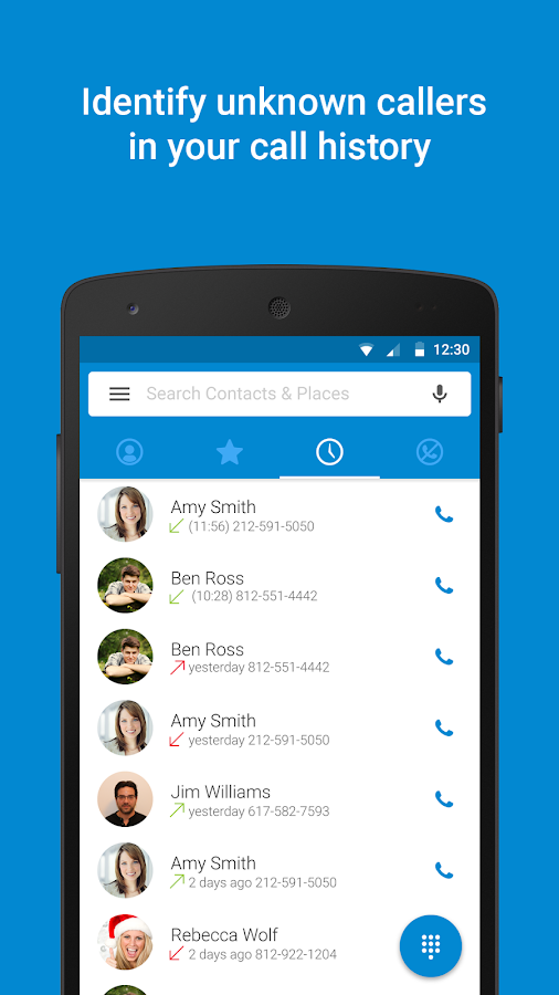CallApp - Caller ID & Block- screenshot