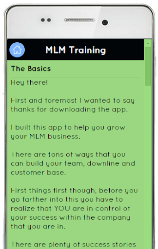 Download My Daily Choice MLM Training Google Play softwares