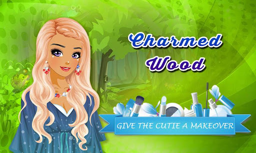 Charmed Wood: Makeover Game