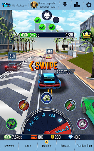 Idle Racing GO: Car Clicker & Driving Simulator 1.24.3 screenshots 1