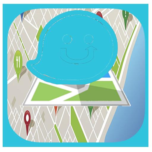 Free Waze GPS & Map Guide 書籍 App LOGO-硬是要APP
