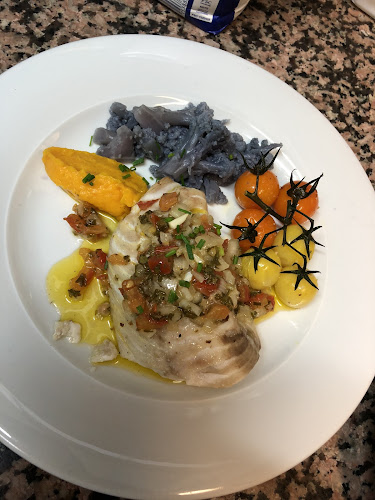 poisson du restaurant à Pontoise L'arbre Blanc
