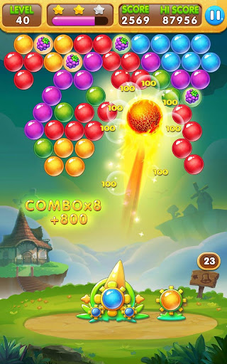 玩免費解謎APP|下載バブルパズル - Bubble Puzzle app不用錢|硬是要APP
