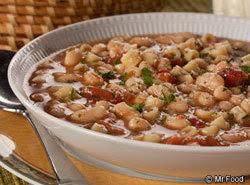 Pasta E Fagioli -- Italian For Beans And Pasta