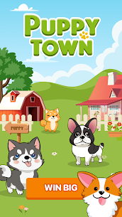 Puppy Town (MOD, Free Shopping) 1