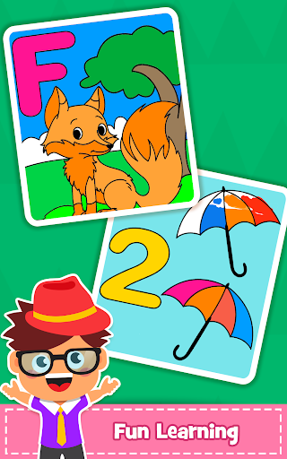 Coloring Games : PreSchool Coloring Book for kids 1.1 screenshots 5
