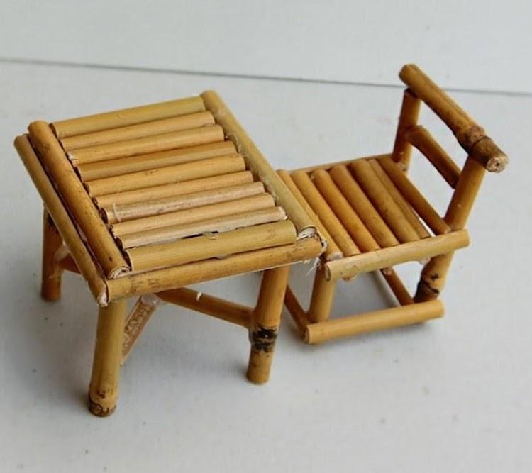 Diy Bamboo Craft Ideas