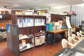 Photo: IBCA Classroom - 2 storage