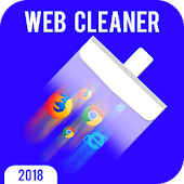 Web Cleaner Clear Web Data, RAM & Junk