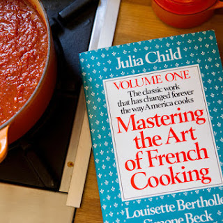 Julia Child's Provençale Tomato Sauce
