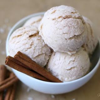 Horchata Ice Cream