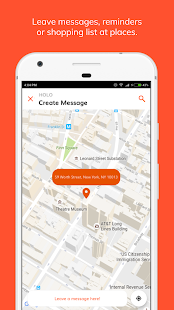 Holo - Ai location messages.- screenshot thumbnail