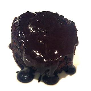 3 Minute Chocolate Mug Pudding