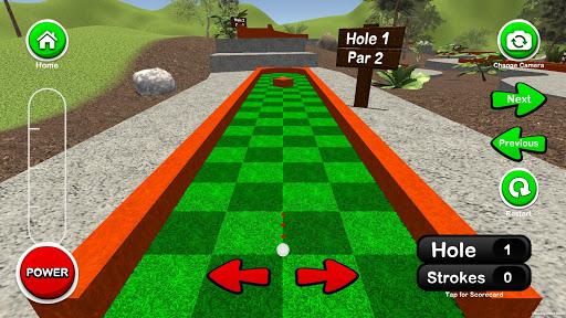 Mini Golf 3D Adventure  astuce 2