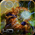 Dragon Goku Lockscreen Walpaper HD Icon