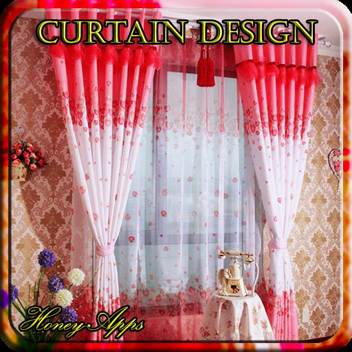 生活App|美丽的窗帘设计 LOGO-3C達人阿輝的APP