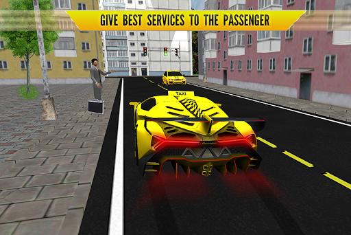 Conduite de taxi Sim : Nouveau chauffeur de taxi  captures d'u00e9cran 1
