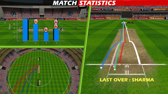 World Cricket Championship lt (MOD, Unlimited Money/Coins) Apk for Android 5