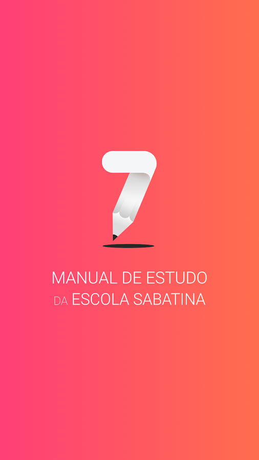 Manual da Escola Sabatina- screenshot
