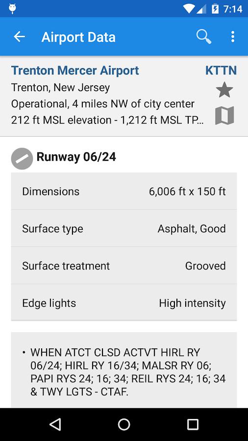 FlightIntel- screenshot