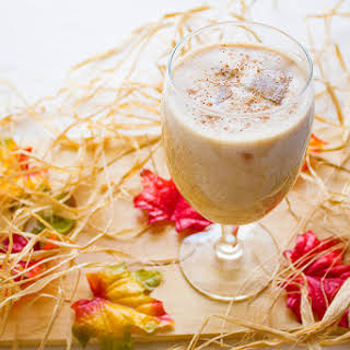 Cantaloupe Smoothie Natural Energy Booster.
