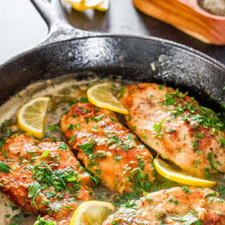 Lemon Chicken Piccata With Capers Recipes.