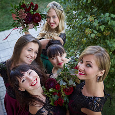 Wedding photographer Tanya Garmash (HarmashTania). Photo of 16.12.2017