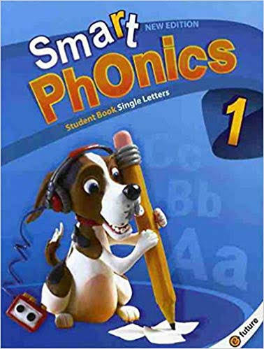 PDF+CD] New Smart Phonics 1 Student's Book | Tủ Sách Học