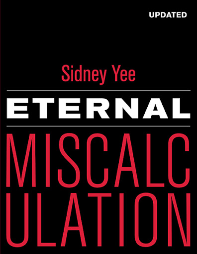 Eternal Miscalculation cover