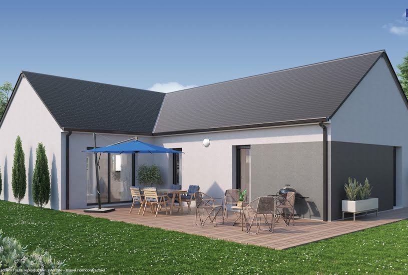 Vente Terrain + Maison - Terrain : 699m² - Maison : 91m² à Coulaines (72190)