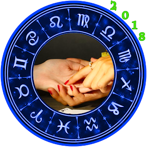 Zodiac palm Reader & Daily Horoscope Astrology