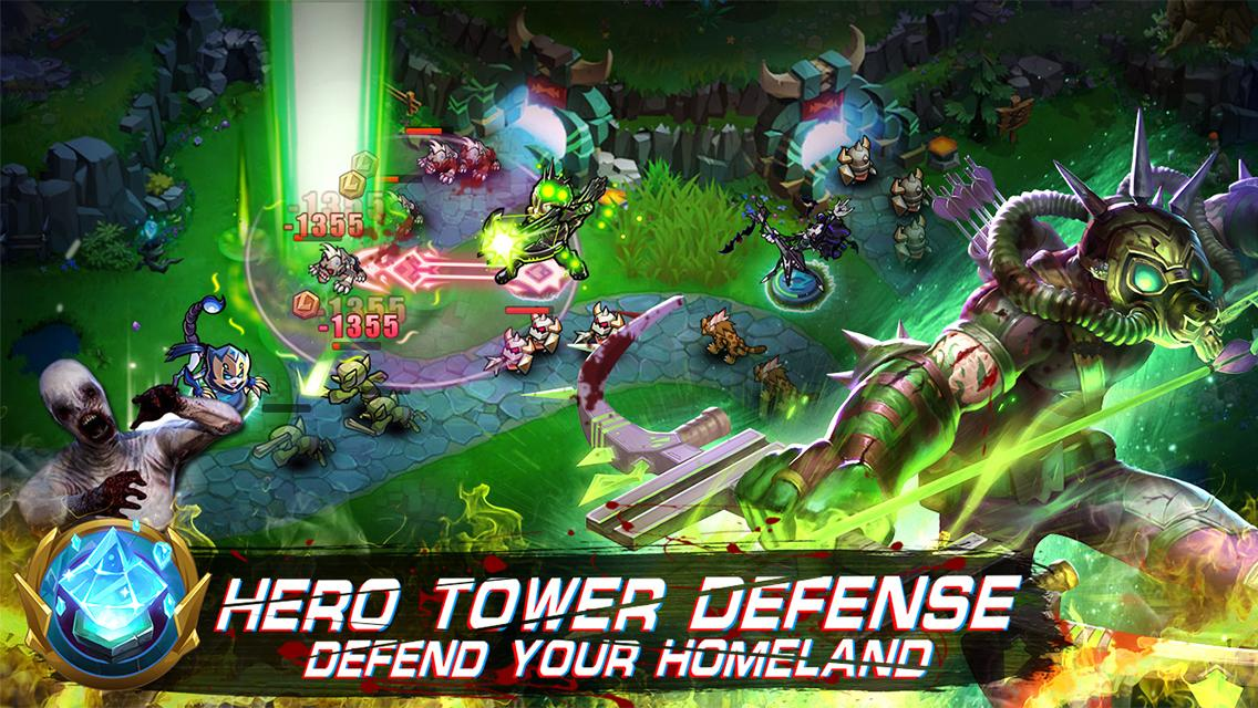 Screenshots of Magic Rush: Heroes for iPhone