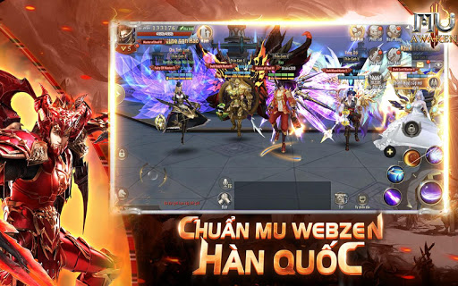 Télécharger MU Awaken - VNG APK MOD (Astuce) screenshots 1